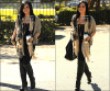 Après 90 jours de Rehab , Demi est enfin sortie, la voici le 28 janvier dans les rues de Santa Monica comme au bon vieux temps dans les rue de los angeles