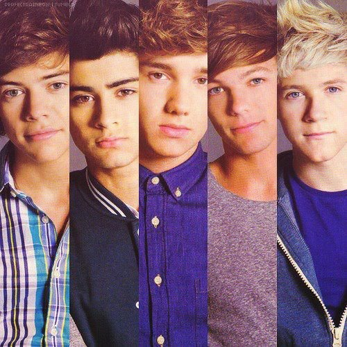 One Band , One dream, One direction