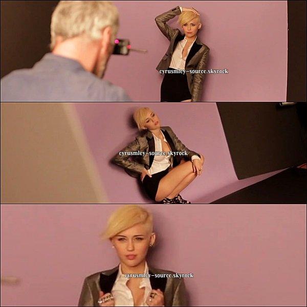 Miley pour Cosmopolitan !