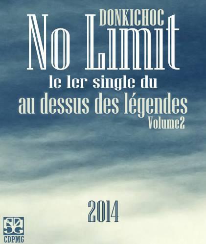 AU DESSUS DES LEGENDES VOL é / NO LIMIT INSRUMENTAL (2014)