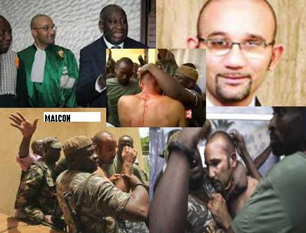 MICHEL GBAGBO  EST CITOYEN FRANÇAIS ,QUEL HONTE POUR CE PAYS QUI ABANDONNE SES FILS PAR INTÉRÊT POLITIQUE OU ES CE DU RACISME !!