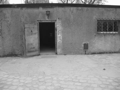 Auschwitz, chambre à gaz et four crématoire - Voyage culturel à ...