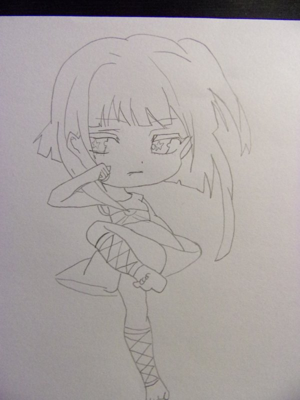 Voici mes derniers dessin du moment ^^