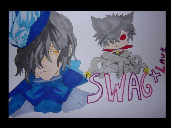 Dessin Pour mon amie SWAGxLaw1 *^*