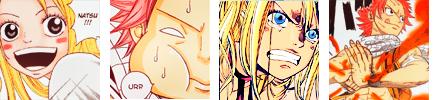 Natsu et lucy , Amour ou Amitié ?