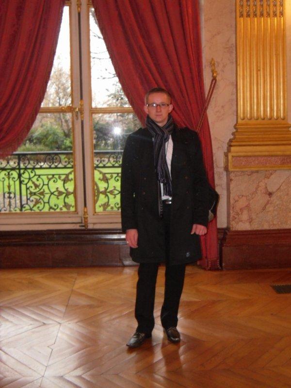 MOi, l'assemblée nationnale à Paris (janvier 2012)