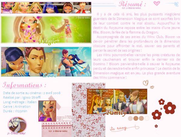 *Winx Club - Le Secret du Royaume perdu !