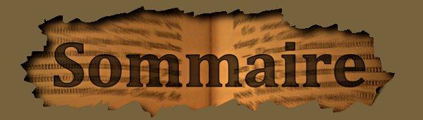 Sommaire - Proposer un blog