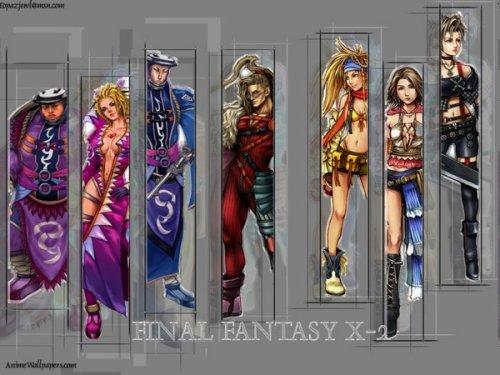 ...Final Fantasy X-2.