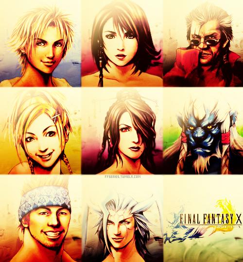 Final Fantasy X ....