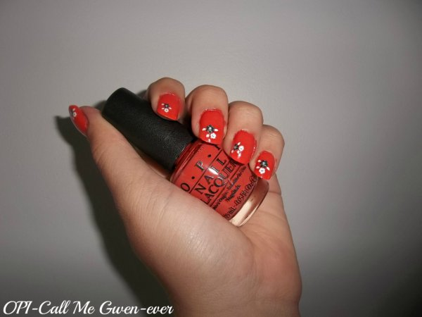 OPI-Call Me Gwen Ever
