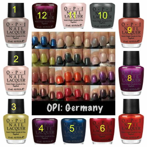 OPi : Germany Collection