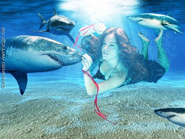style underwater