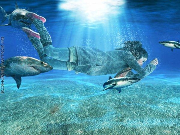 new under water