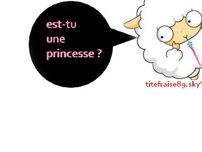 4eme article : les princesses