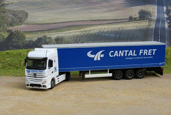 Cantal Fret