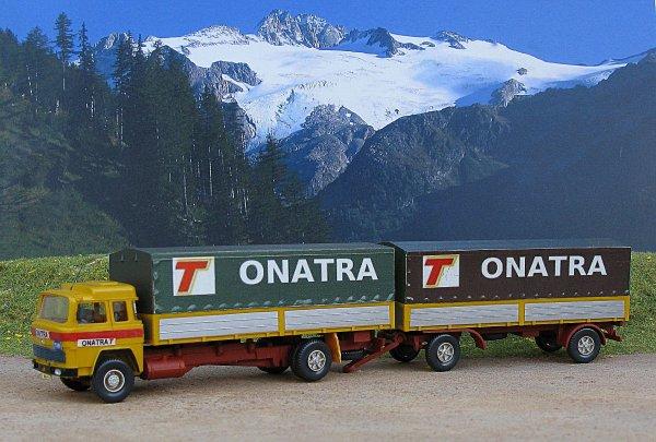 Transports Onatra Magirus porteur et R310 silo