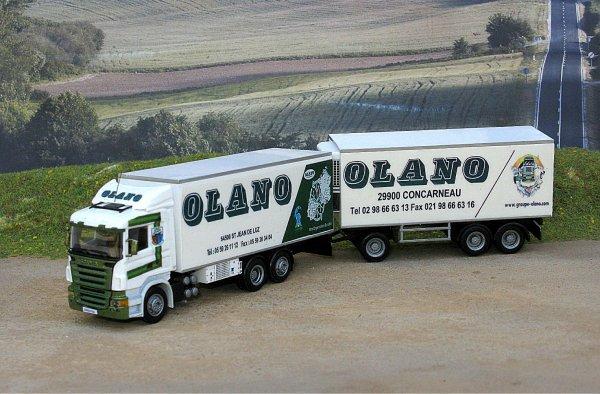 Olano Camion remorque