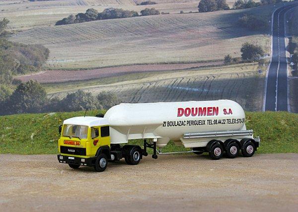 Transports Doumen silo