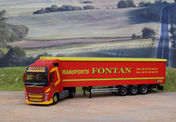 Transports Fontan  (fond mouvant)