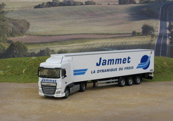 Transports Jammet , Daf XF euro 6