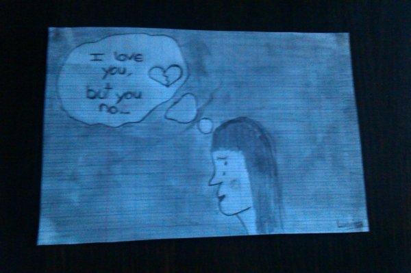Mon tout premier dessin :)