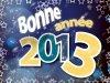 Bonne Année 2013 ! ♥