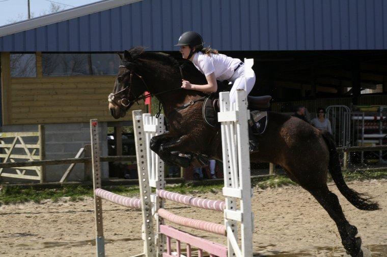 Mon poney, mon tout.