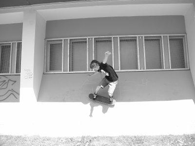 Le skateboard Saint-Quentinois