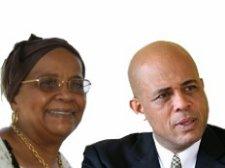 Elections présidentielles en Haïti.