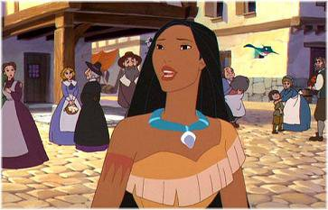 "Pocahontas 2 ""un monde nouveau"""