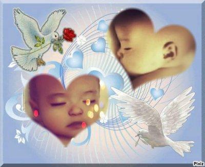 pour tous ces petits anges parti trop tot!