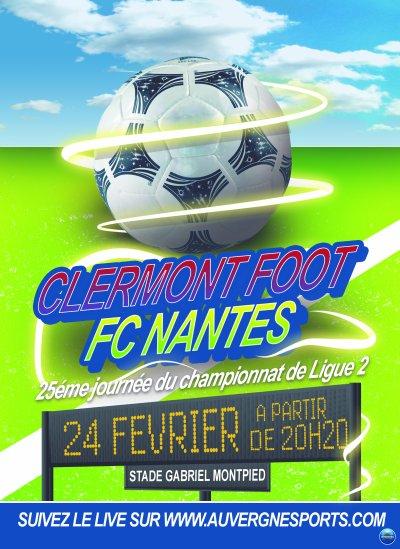 Affiche promotionnelle : Auvergnesports.com - SILVEROSS STUDIO 2012