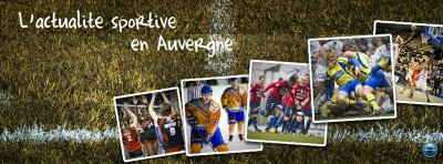 Couverture Facebook : AUVERGNE SPORTS - SILVEROSS STUDIO 2012