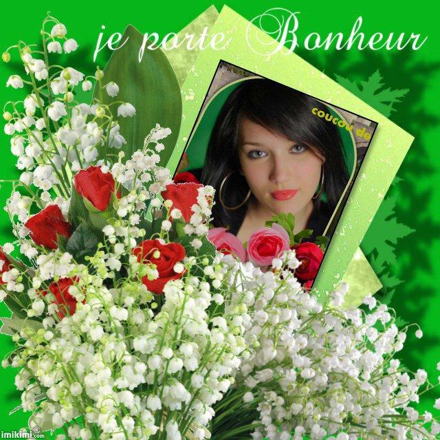 Merci beaucoup à mon amie Béatrice et bon 1er Mai à vous tous:) Pas le temps de faire des cadeaux mais le coeur y est :)