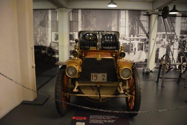 Musée de l'automobile - Turin