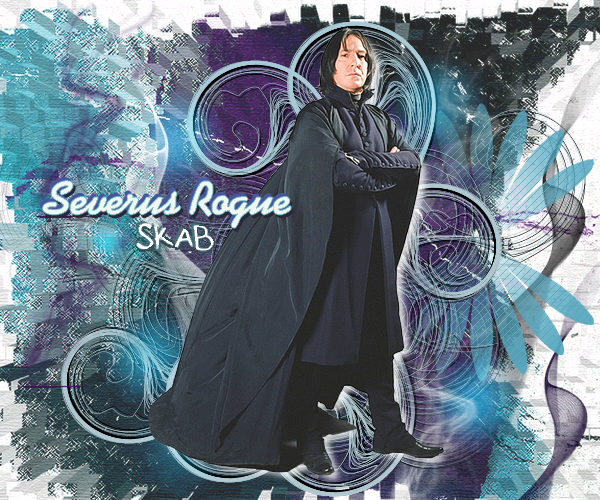 Severus Rogue : Assassin sans coeur ou Sauveur sensible