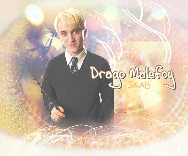 Drago Malefoy : Bourreau arrogant ou Victime effrayée