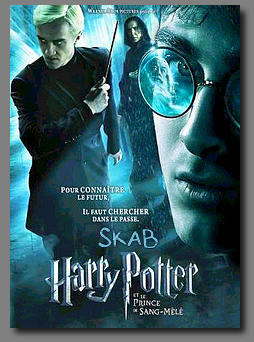 Film 6 : Harry Potter et le prince de sang-mêlé