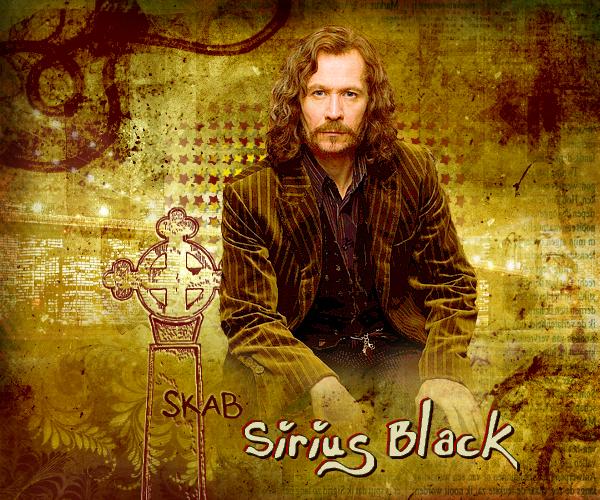 Gryffondor : Neville Londubat et Sirius Black