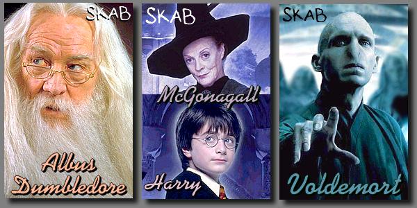 Citations d'Albus Dumbledore lorsqu'il parle de Voldemort