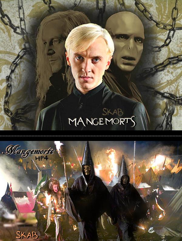 Mangemorts alias Deatheaters