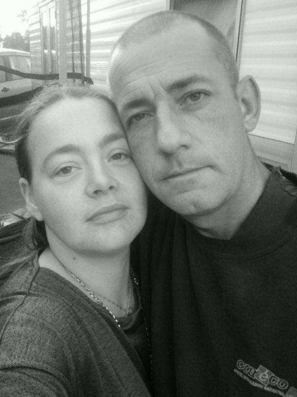 moi et l homme de ma vie!!!!!!