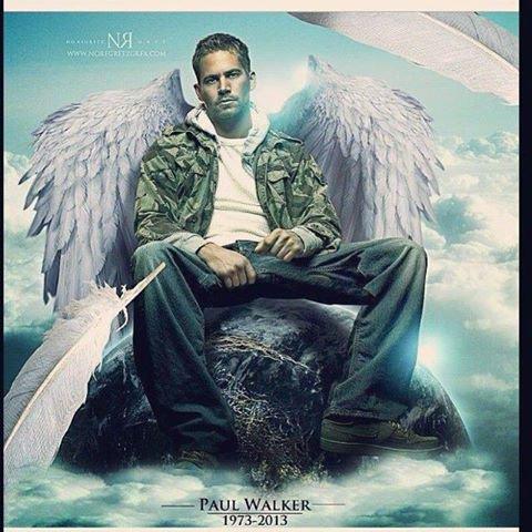 RIP PAUL WALKER <3