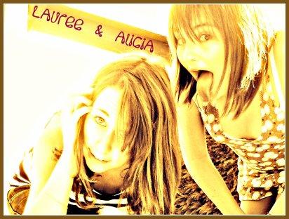 Genre !.. Le Duuo ---» Alicia &_ Lauure Ca Défonce ! :D [ .. ]