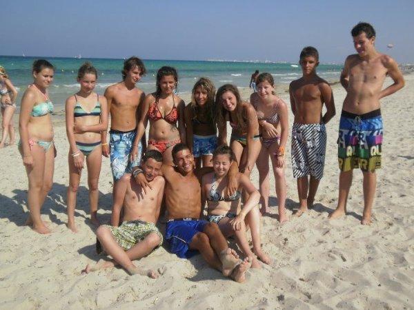 La Tunisie <3 (Djerba) Avec eux JE N'OUBLIRAIS JAMAIS !