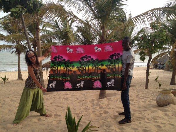 Recuerdos de Senegal