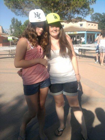 Moi et Elena  ♥