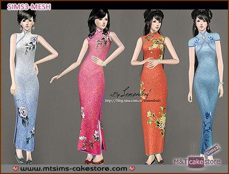 en soldes 5d802 0e84e Sims 3] Coiffures/vêtements/génétiques chinois - Pour TV ...