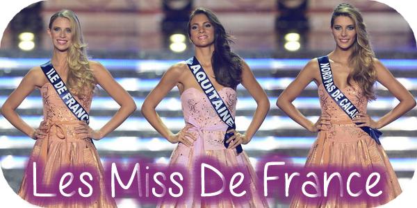 Les Miss De France